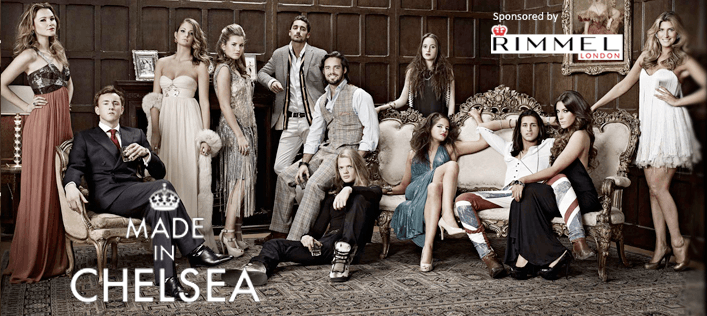 Made in Chelsea Cast with alterations