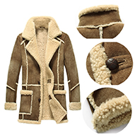 Sheepskin alterations | Shearling Alterations