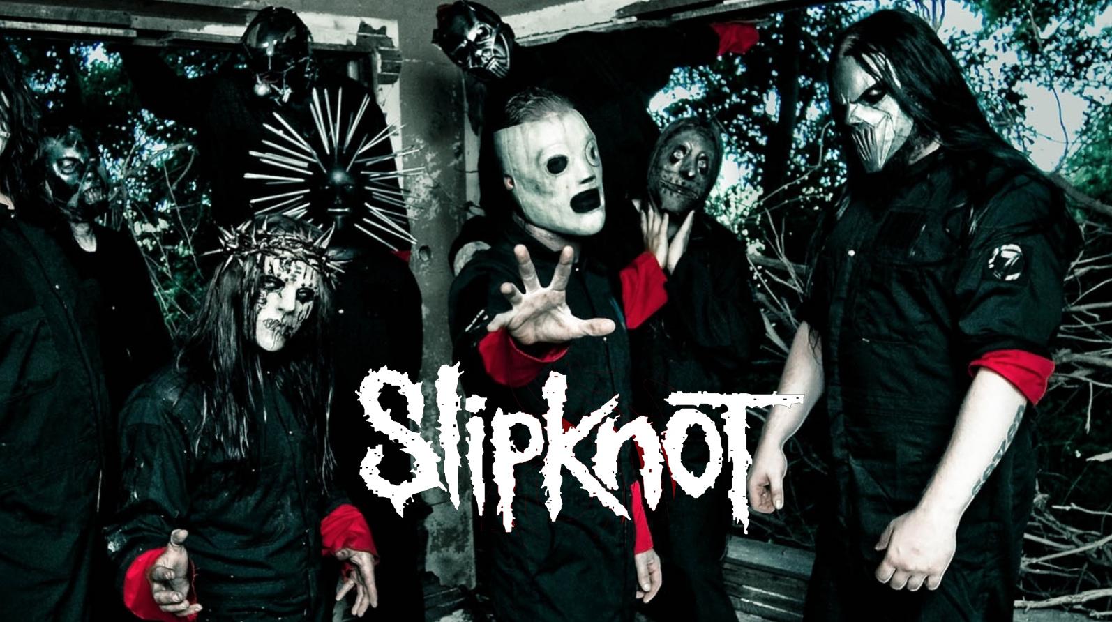 2015 Wembley Arena Slipknot