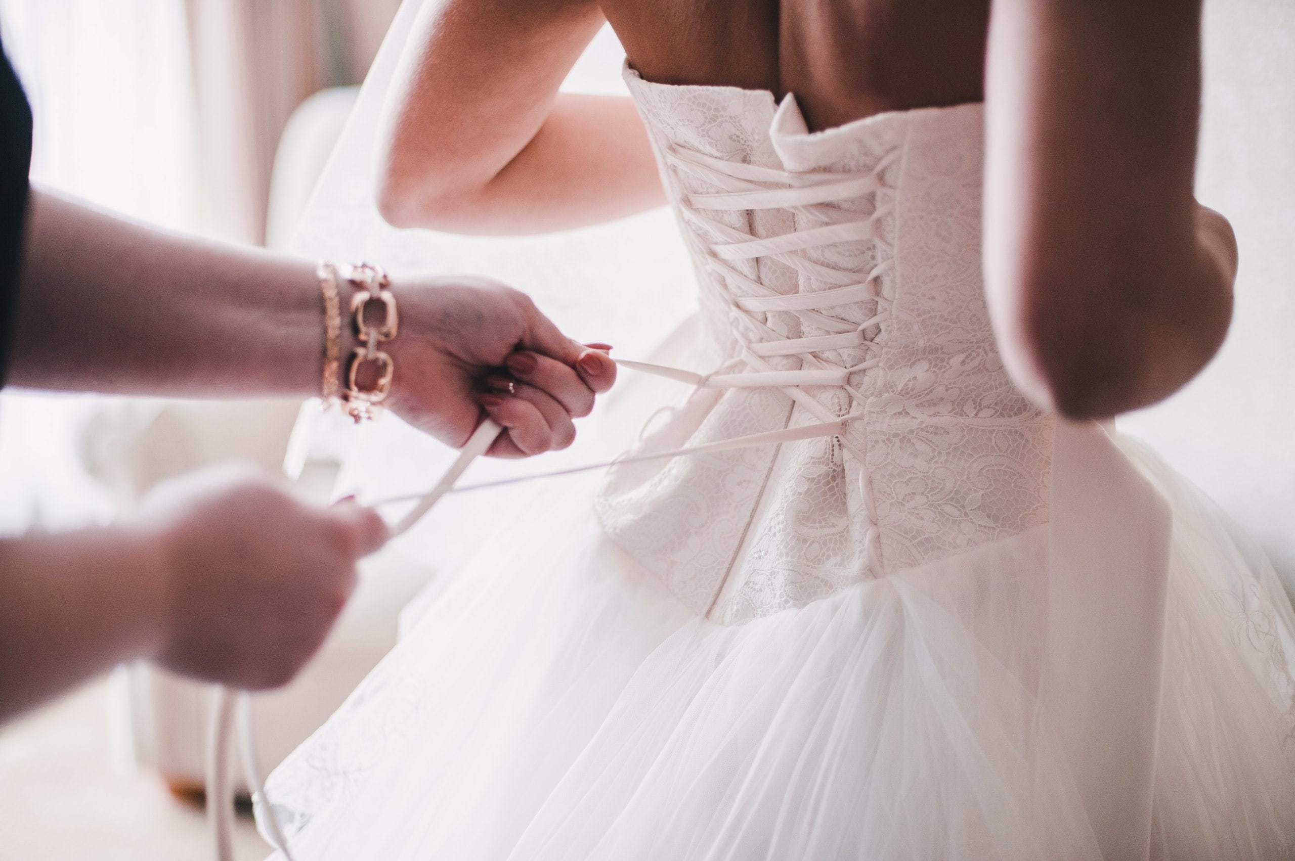 Wedding Dress Alterations Service